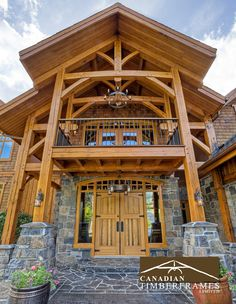 1000 Images About Extraodinary Timber Frame Homes On