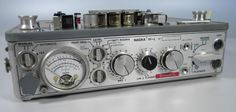 Nagra IV-L: the pinnacle of tape recorder UI - Boing Boing