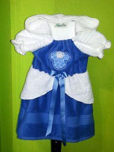 Cinderella Swim Suit Cover-up!