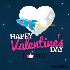Happy Valentine's Day! Set the mood by sharing this card with your valentine and let them know you care.