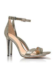 Beautiful Tory Burch metallic sandal http://rstyle.me/n/wjcb5nyg6