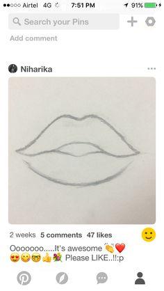 It's lippy ❤️❤️