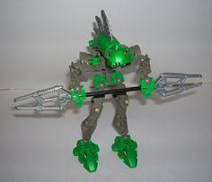 Lego Bionicle 8589 Rahkshi LERAHK with Kraata