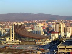 Pristina, Kosovo- been there...wonder what it is like now...