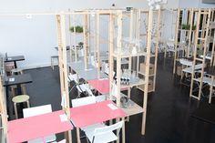 IkHa restaurant by Oatmeal Studio The Hague 03 IkHa restaurant by Oatmeal Studio, The Hague   Netherlands