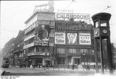 Potsdamerplatz, 1932