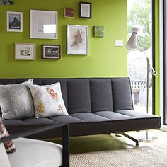 Living Room Paint Colors On Pinterest Green Living Rooms