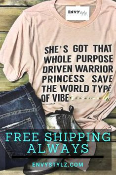 If you believe you can take the girl out of the country but you can't take the country out of the girl then this is the perfect tee for you! The material is lightweight and soft making it very comfortable to wear. From running errands or attending a local fair this tee will have you covered for any occasion!