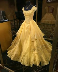 Belle's gown from Beauty and the Beast
