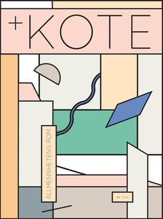 Kote by Christina Magnussen, via Behance