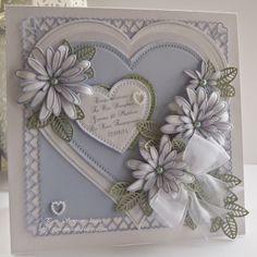 Granddaughters Engagement card 1..