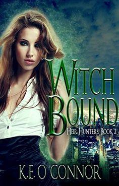 Witch Bound: Heir Hunters, book 2 (urban fantasy series) ... https://www.amazon.com/dp/B01GJWNVQC/ref=cm_sw_r_pi_dp_M8Rwxb04BAEPF