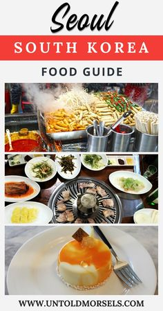 Seoul food travel guide: Explore the foodie neighbourhoods of Seoul and discover the best places to eat Korean food (and international food). From bbq to bibimbap with our food guide for Seoul, South Korea South Korea Travel, Asia Travel, Travel Plane, Airline Travel, Travel Goals, Solo Travel, Japan Travel, In China, Best Street Food