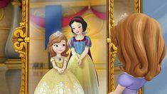 Disney Princess Snow White, Sailor Princess, Disney Princess Cinderella, Walt Disney, Disney Nerd, Disney Magic, Sofia The First Characters, Childhood Characters, Princes Sofia