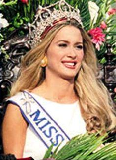 Miss Venezuela 1996 | MONARCAS DE VENEZUELA: Miss Venezuela 1996 - Marena Bencomo Giménez ...