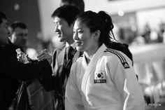 JanDi Kim (KOR) - Grand Slam Paris (2016, FRA) - © Emmeric Le Person