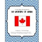 This product is a very basic introduction to the geography of Canada.  I teach the Core Knowledge Social Studies curriculum, and this correlates wi...