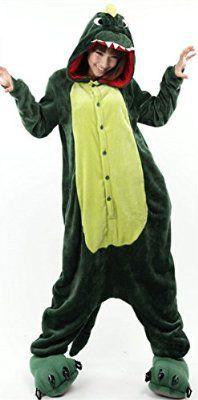 7b566378a6 animal cartoon one-piece pajamas