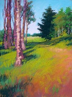 Pastel  Master Pastel Artist - Susan Oglive