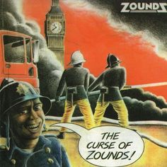 Zounds - The Curse Of Zounds + Singles (1980)