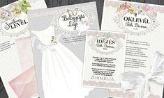 lanybucsudekor-CSUPACSIPKE-mobil Personalized Items, Wedding Dresses, Diy, Bride Dresses, Bridal Gowns, Bricolage, Do It Yourself, Wedding Dressses