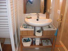 mueble de baño ikea, recortado
