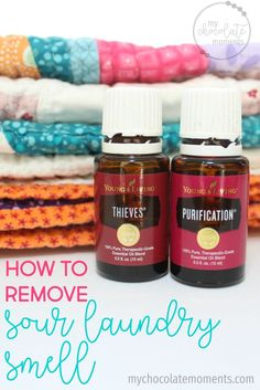 how to remove sour l