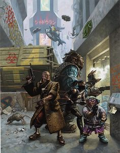4th Edition cover, by Mark Zug