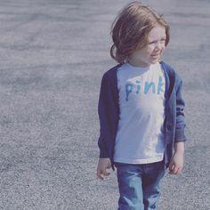 Pink, gender neutral, t-shirt by Quirkie Kids. Find it here: http://www.quirkiekids.com/#!product/prd14/4443580511/pink