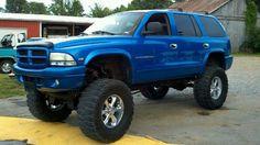 dodge+durango+4x4+lifted | LIFTED Dodge Durango $5,000 Possible trade - 100412109 | Custom Lifted ...