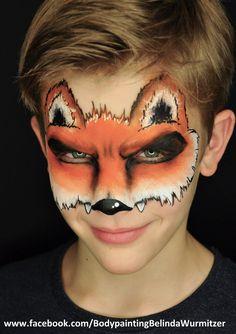 Fox - Fuchs Artist: Belinda Wurmitzer