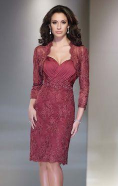 Mon Cheri 214832 Vestido - MissesDressy.com