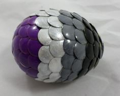 Pride Egg - Asexual