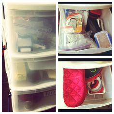 Camping the Organized Way! Tips to make my camping trip a little less campy