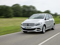 2013 Mercedes-Benz B200 Natural Gas Drive.  Natural Gas/Gasoline Hybrid.