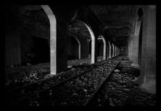 Old Rochester subway (VOODOO tunnels)