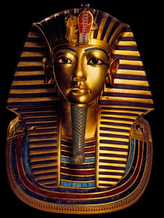 Discover the spectacular 'TUTANKHAMUN – His Tomb and His Treasures' exhibition at Silverstar this December Golden Mask of Tutankhamu. Ancient Egypt History, Ancient Art, Egypt Museum, Art Antique, Old Egypt, Tutankhamun, Egyptian Art, Art History, Photos