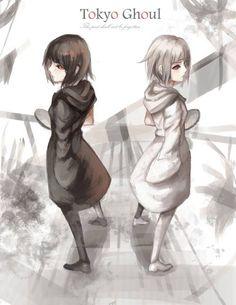 kurona y nashiro <3