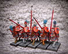 WrocWar: Showcase: Knights from the Order of the Black Rose...