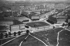 Plac Centralny, fot. H. Makarewicz