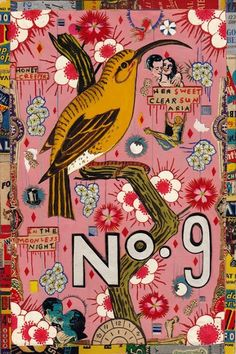 pinkpagodastudio: Tony Fitzpatrick