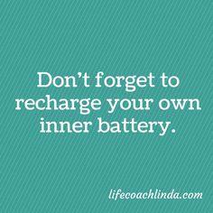 Life Coaching Tip by Life Coach Linda
