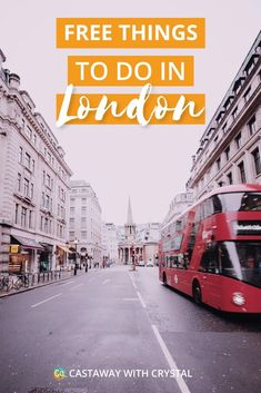 15 Super Fun Free things to do in London to keep you entertained! Want to do something unique? Need to save money? Try out these free attractions you can do in London, United Kingdom   Try out one of the many museums or go on a self-guided walking tour around the city! #Free #ThingsToDo #London #uk #museum #CwC #attractions #unique #fun #England #cities