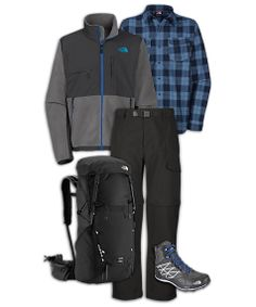 The North Face ... cool outfits Finally an outfit for me...