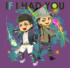 Adam Lambert 'If I Had You' fanart by Mayo_Koon18