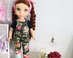 Para el animador de Disney muñeca de 16 por RabbitinthemoonThai