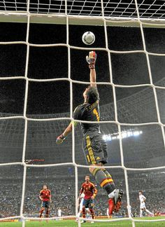 ..._Iker Casillas / Real Madrid /Spain