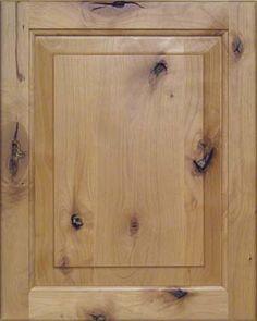 Knotty Alder Kitchen Cabinet Doors(63)