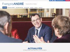 Député de la 3e circonscription d'Ille-et-Vilaine : François André
