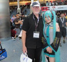 Best of the Vocaloids... Hatsune Miku